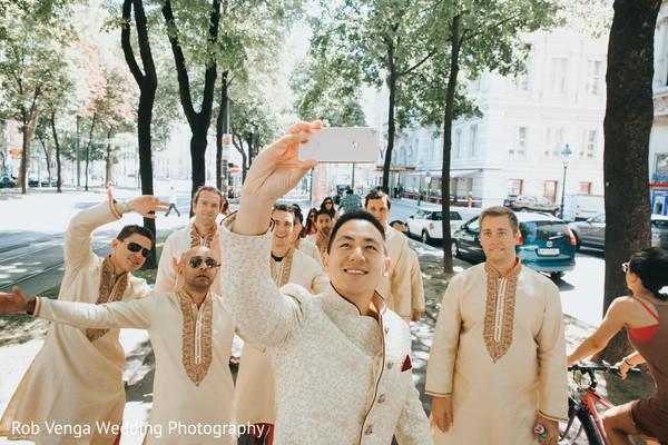 indian wedding gallery,indian groom,indian groomsmen