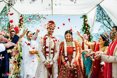Perfect outdoor indian wedding