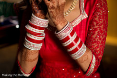 Fabulous indian bridal bangles