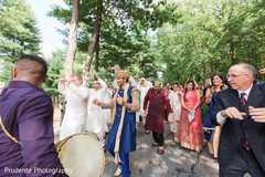 indian wedding baraat,baraat procession,pre- wedding celebrations,indian groom