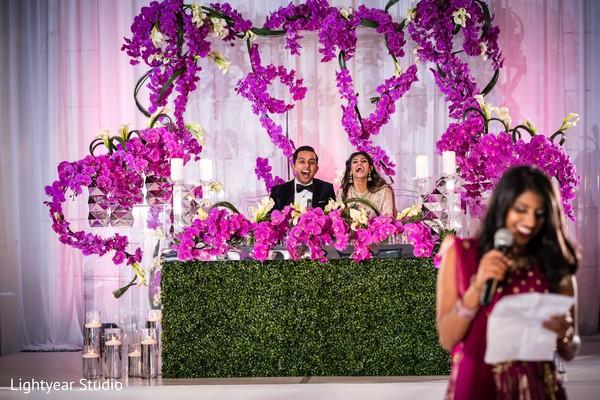 Fun indian wedding speech moment