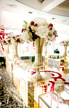 Creative floral decor