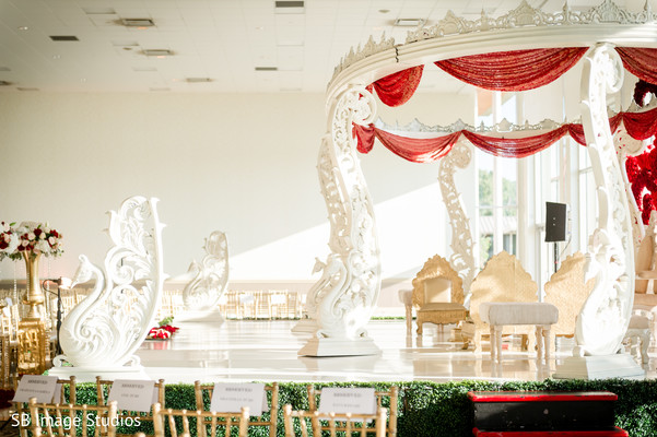 Amazing indian wedding decor idea