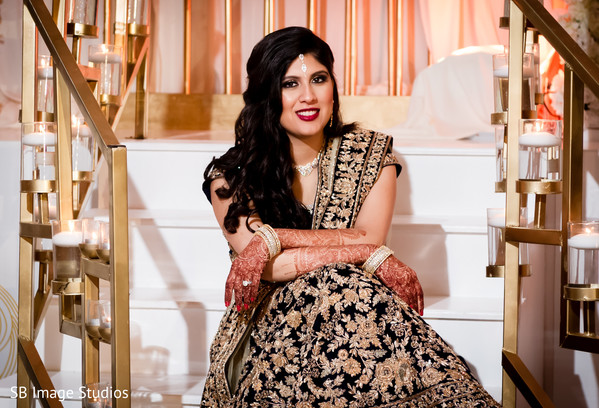 Phenomenal indian bride's photo session