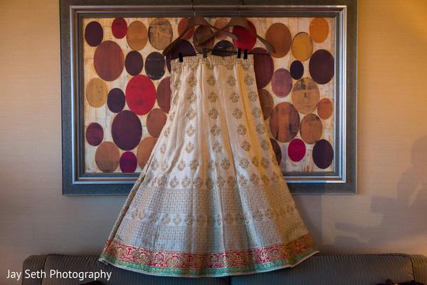 Lovely bridal lengha skirt