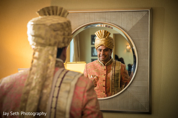 Enchanting indian groom