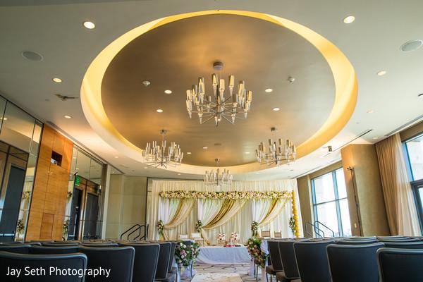 lighting,indian wedding venue