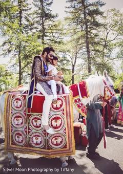 indian wedding baraat,baraat horse,indian groom