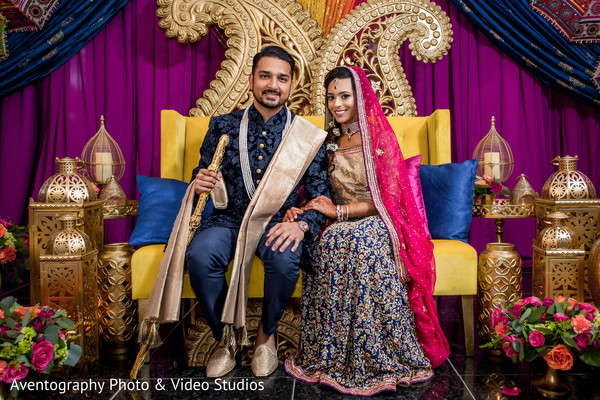 indian bride and groom,indian groom fashion,indian bride fashion,indian sangeet fashion.