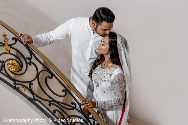 Dreamy Indian lovebirds photo shoot