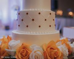 Amazing indian wedding cake design