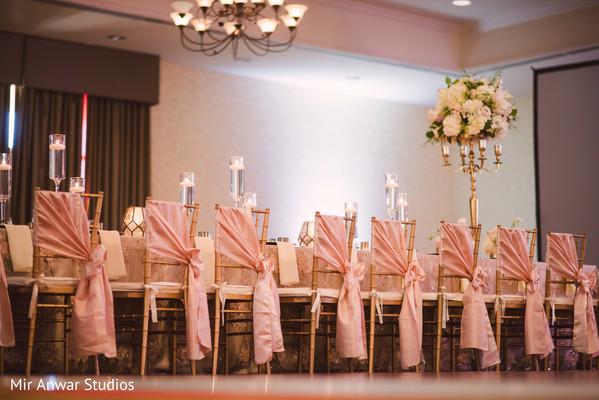 Fantastic indian wedding reception decor
