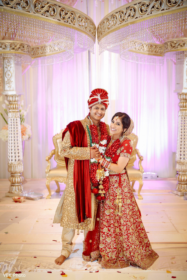 indian wedding ceremony,indian bride and groom,indian wedding fashion