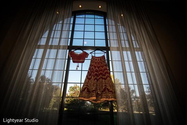 Dazzling indian wedding lengha