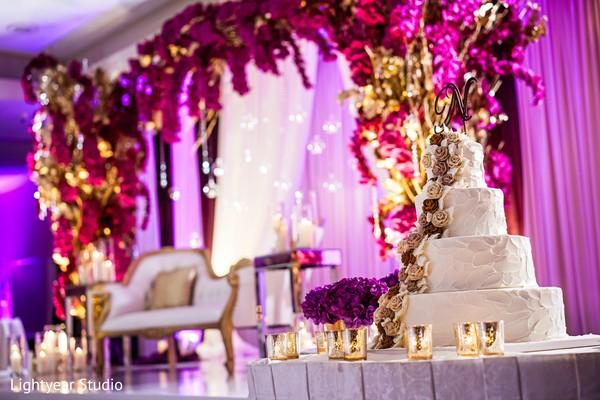 Wonderful indian wedding cake