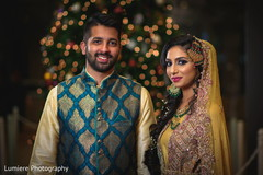Fabulous Indian bride and grooms capture.