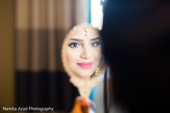Charming indian bride photography.
