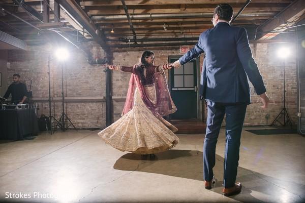 Magical First Dance Scene