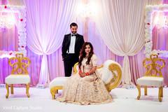 indian bride and groom,indian wedding fashion,indian wedding mandap decor.