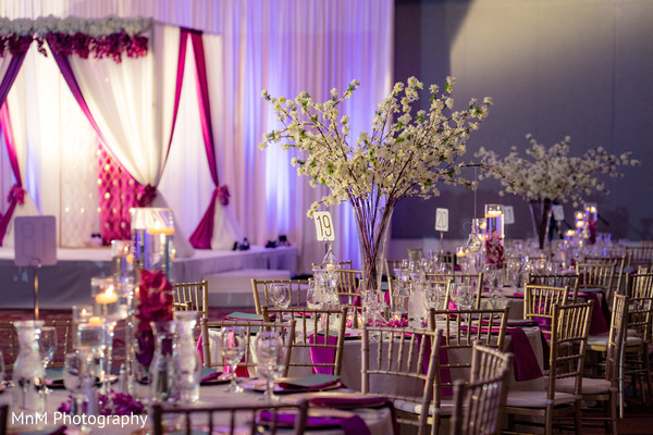 indian wedding,table decor,floral and decor