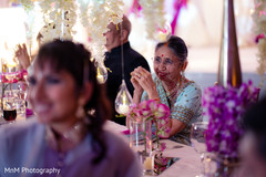 Lovely indian wedding guests