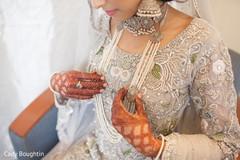 Fabulous indian bride's necklace