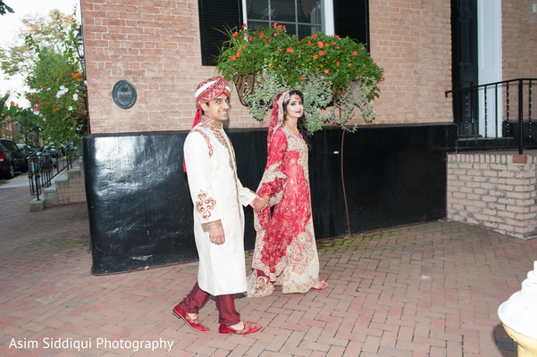 Happy indian couple