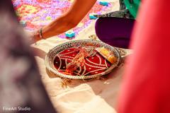 Haldi ceremony items