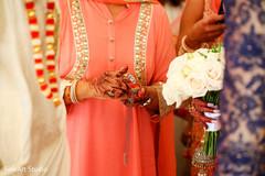 mehndi,bridal bouquet
