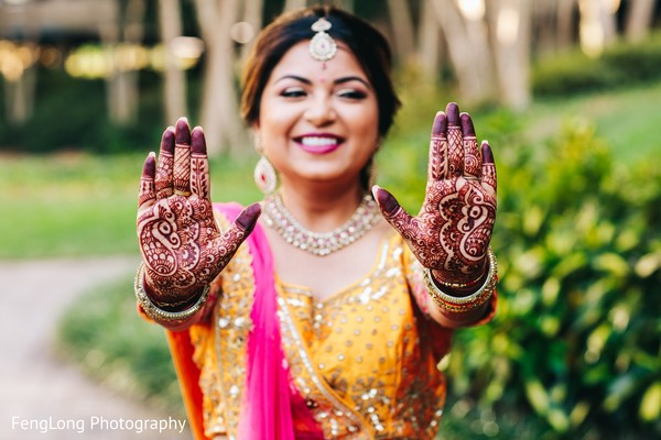 Phenomenal indian bridal mehndi