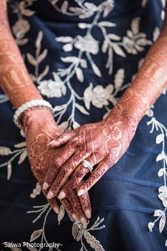 Amazing indian bridal mehndi
