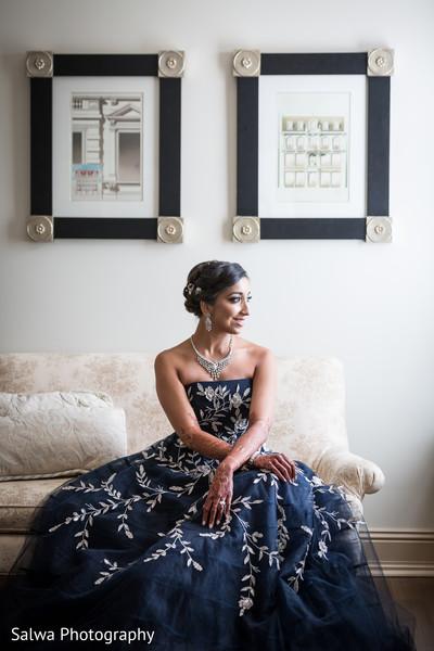 Phenomenal indian bride's photo session