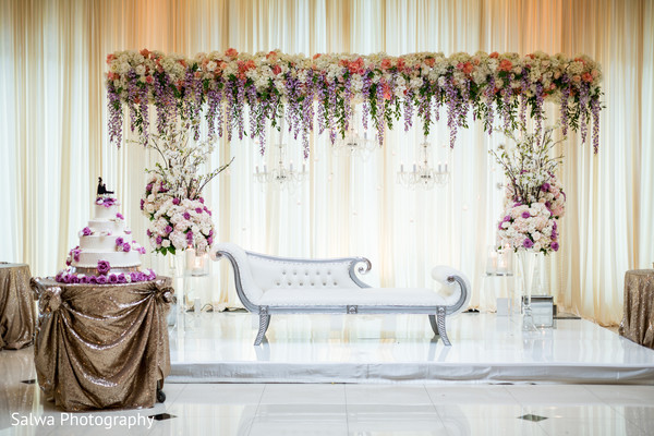 indian wedding reception,indian wedding planning and design,indian wedding reception floral and decor,indian wedding cake