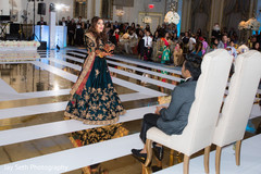indian bride and groom,indian wedding reception fashion,indian wedding details