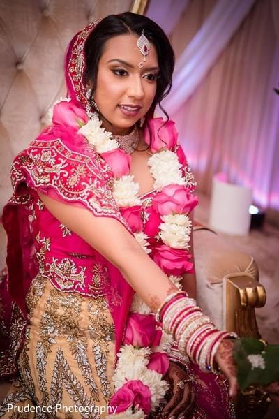 bridal lengha,indian bride fashion,pink lengha