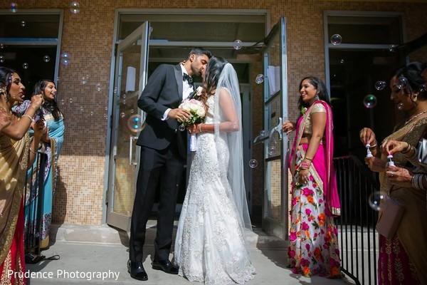 indian newlyweds,indian couple