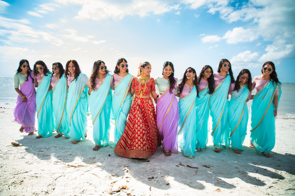 indian wedding gallery,outdoor photography,indian bride,indian bridesmaids