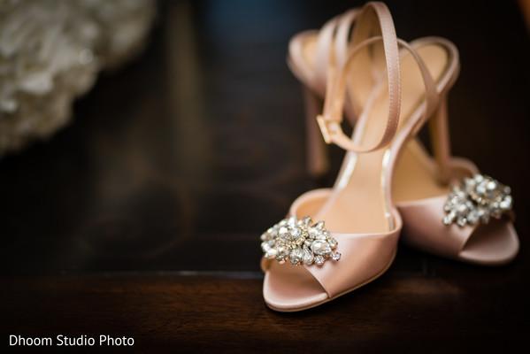 Fabulous indian bridal shoes