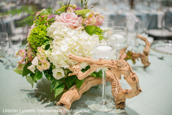 indian wedding flowers decor,indian wedding table