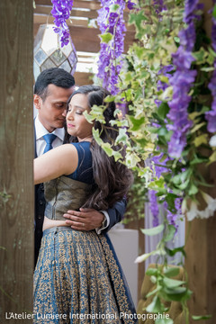 indian wedding reception fashion,indian bride and groom,indian bride hair and makeup