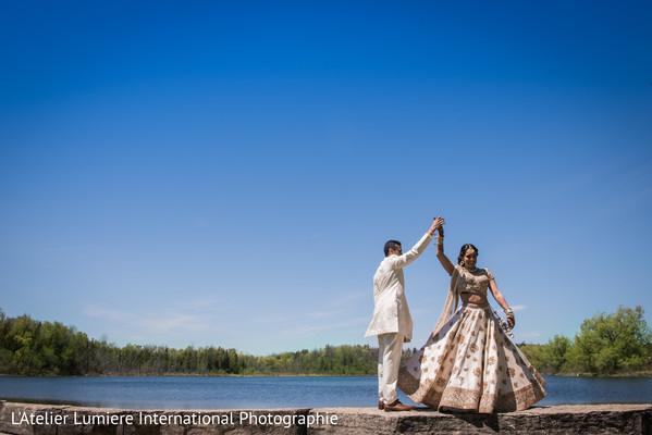 indian wedding fashion,indian bride and groom,lengha
