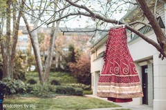 Fabulous indian bridal skirt