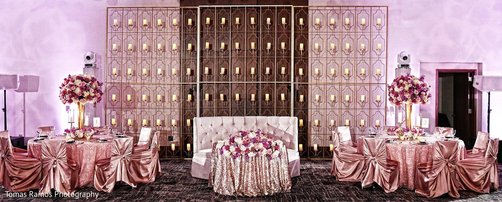 indian wedding decorations,indian wedding reception tables,indian bride and grooms table