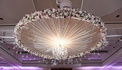 indian wedding reception decor,indian wedding flower decor,indian wedding lights decor