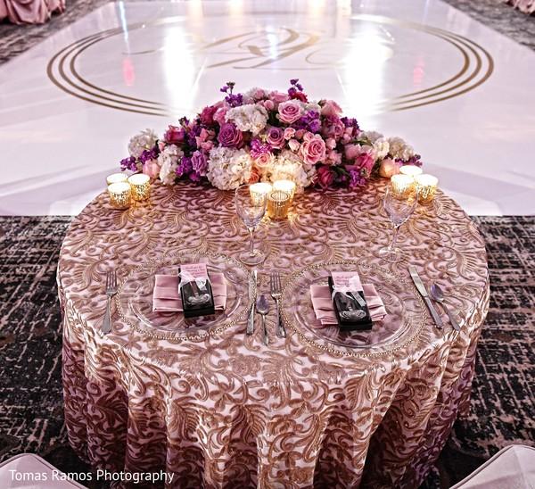 indian wedding reception,indian wedding flower decor,indian wedding table decor,indian wedding table setup