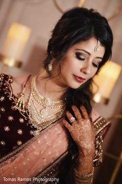 indian bride,indian brides jewelry,indians bride hair and makeup,indian bride mehndi art