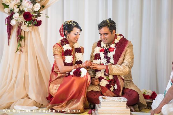 indian wedding ceremony details,indian wedding ceremony decor,indian bride and groom