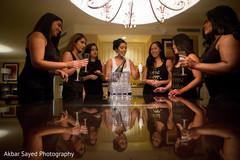 indian bride,indian bridesmaids,indian wedding cheers