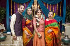 indian wedding gallery,indian bride and groom,gaye holud,indian bridesmaids