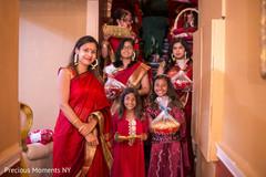 pre- wedding celebrations,gaye holud,indian bridesmaids